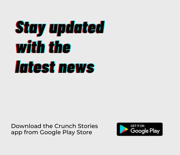 crunchstories app